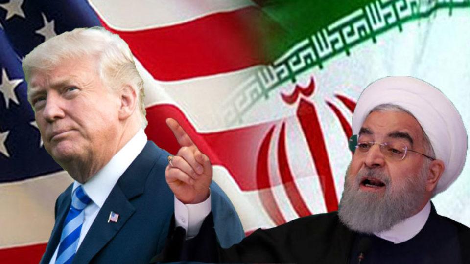 donald trump team tamps down iran war worries