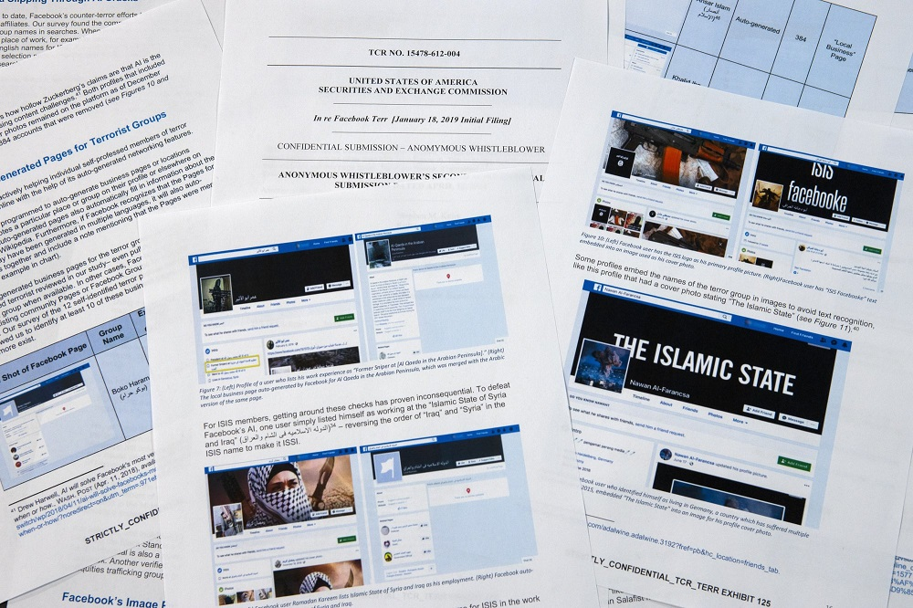 facebook celebrates islamic state page with extremist video 2019 images