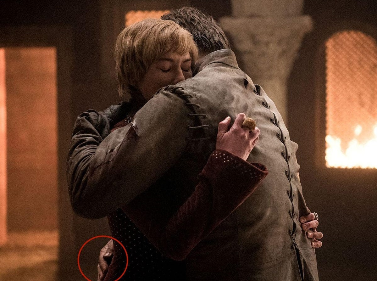 game of thrones jaimie lannister hand grew back