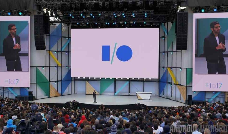 google io conference announced new ai products