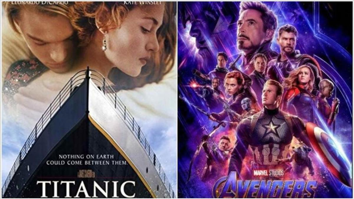 james cameron fine with endgame sinking titanic while david beckham banned 2019 images