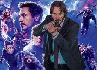 john wick 3 keanu reeves beat avengers endgame box office run 2019