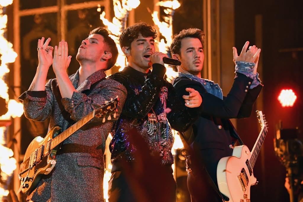 jonas brothers work gays at 2019 billboard music awards