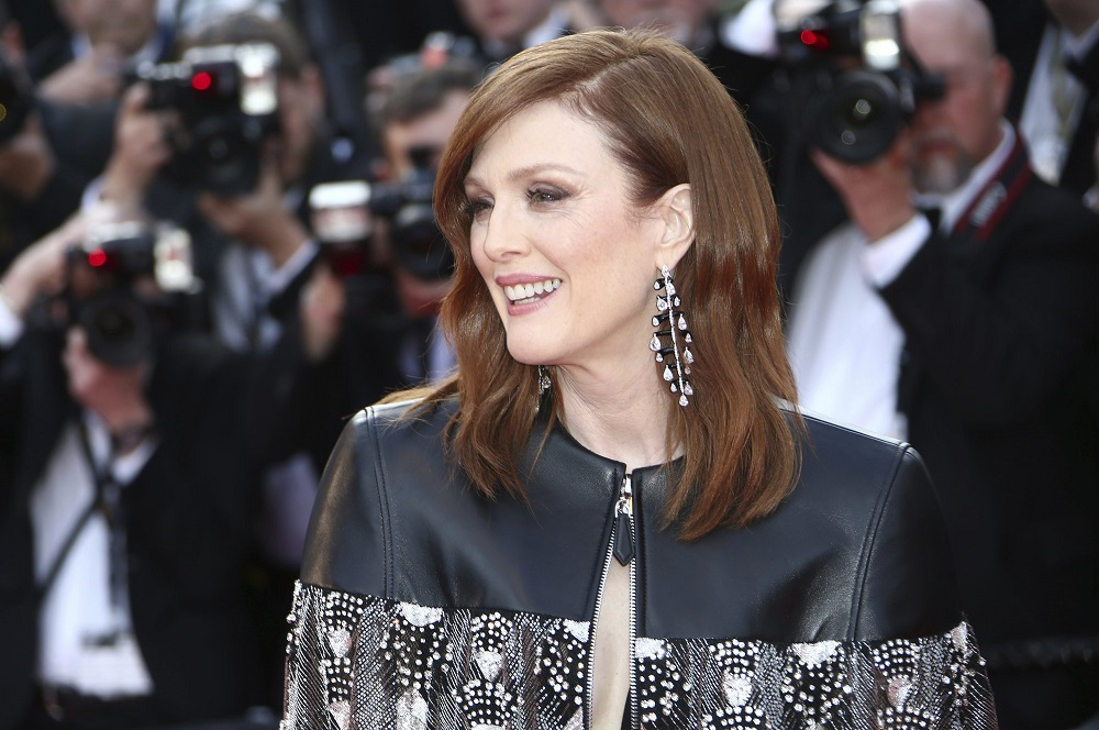 julianne moore discusses industry quotes with movie tv tech geeks