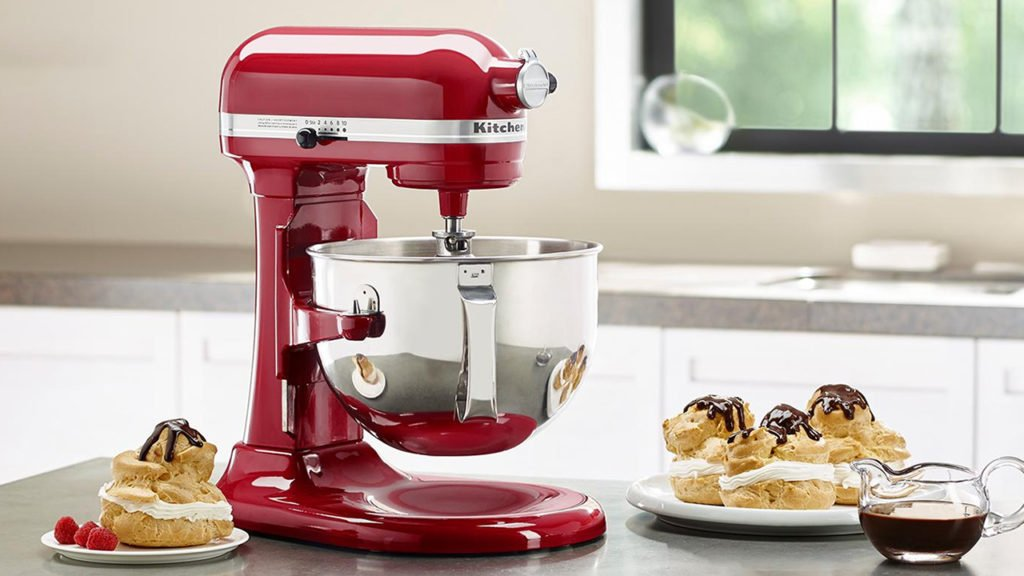 kitchenaid mixer hot mothers day gift ideas