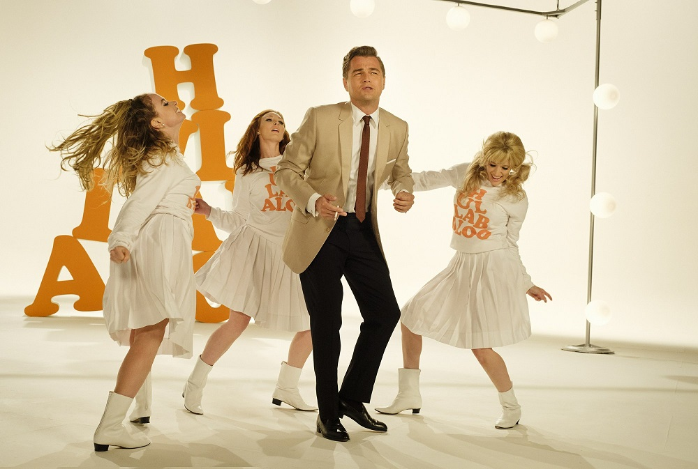 leonardo decaprio in quentin tarantino once upon a time in hollywood