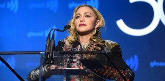 madonna honored at glaad awards as 50th pride anniversary nears 2019 images