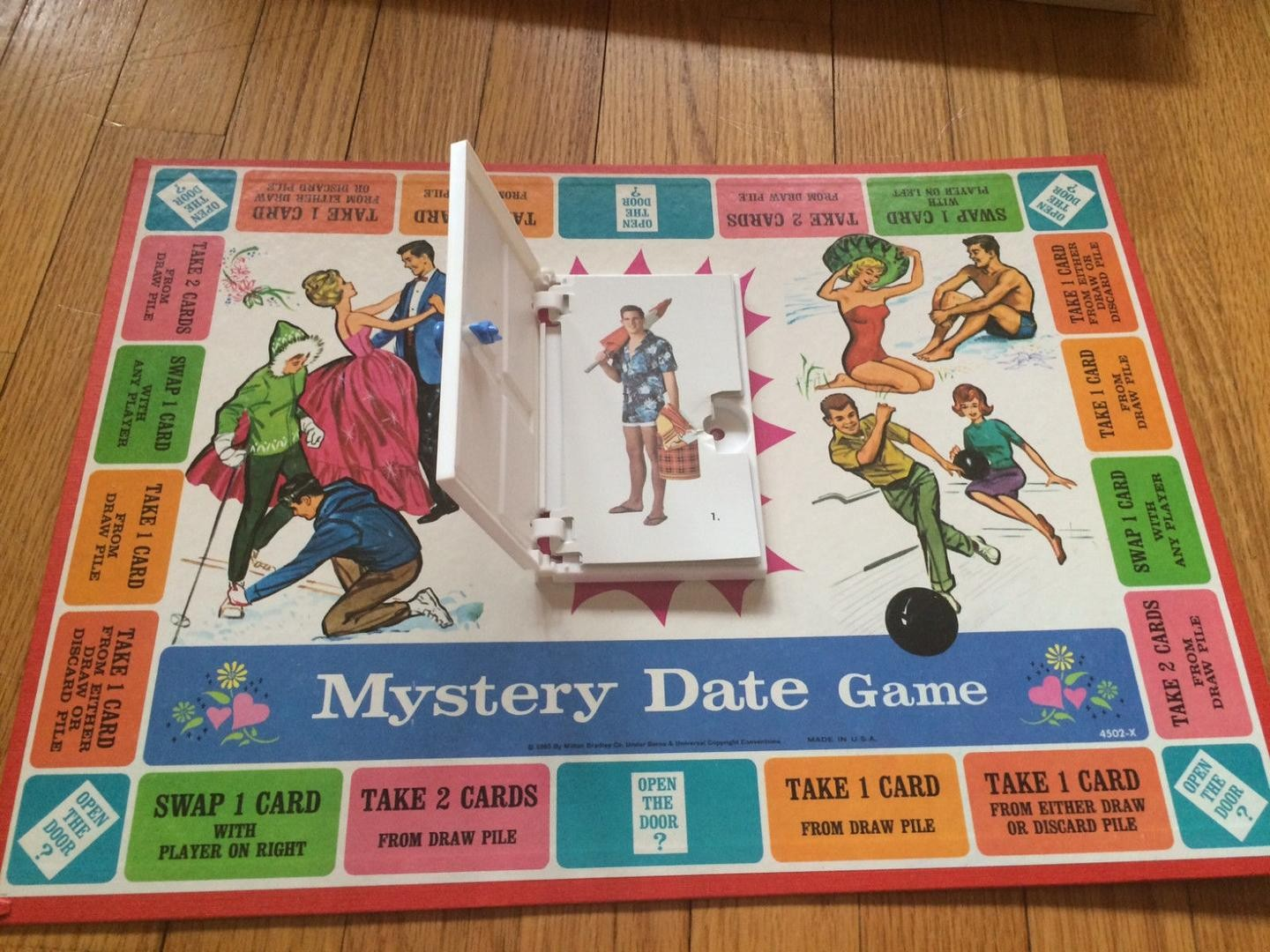 Mystery Date board game Mothers Day gift ideas 2019.