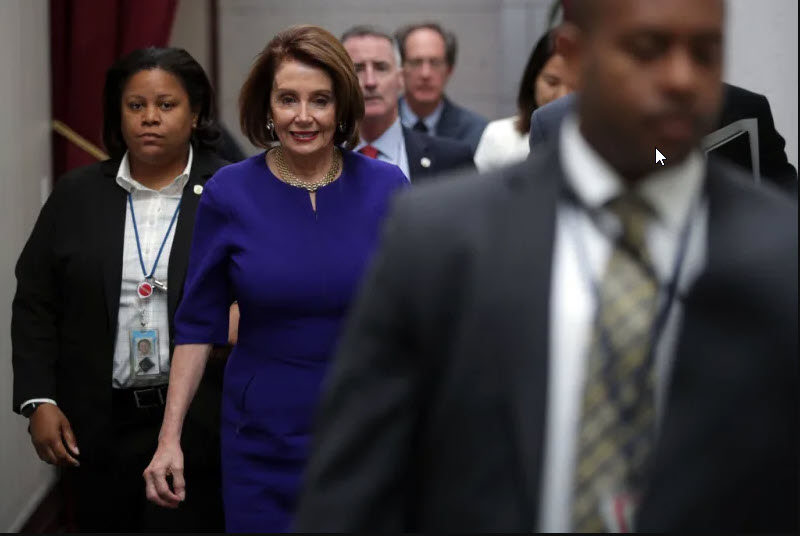nancy pelosi strikes back at facebook leaving slur video