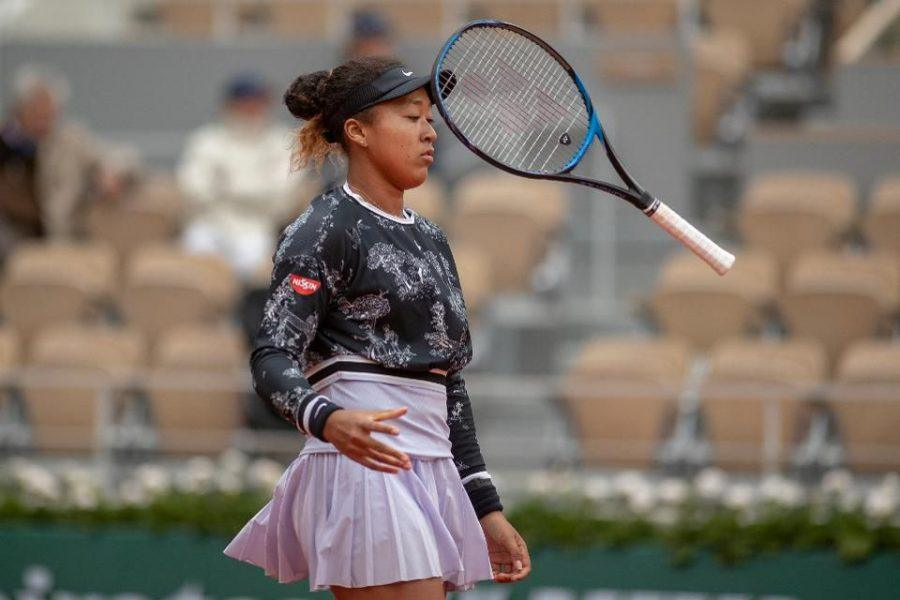 naomi osaka fights for french open round 2019