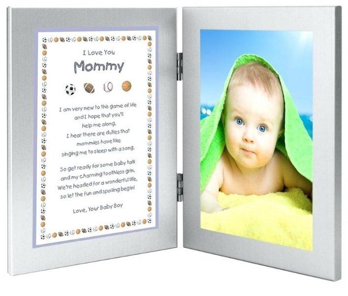 new mommy picture frame gifts
