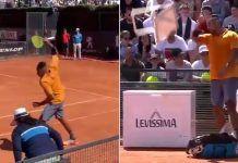 nick kyrgios tennis rages spart debate plus andy murray sword time 2019 images