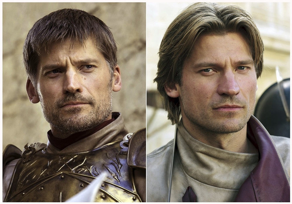 nikolaj coster waldau as jaime lanniser in game of thrones before after 2019