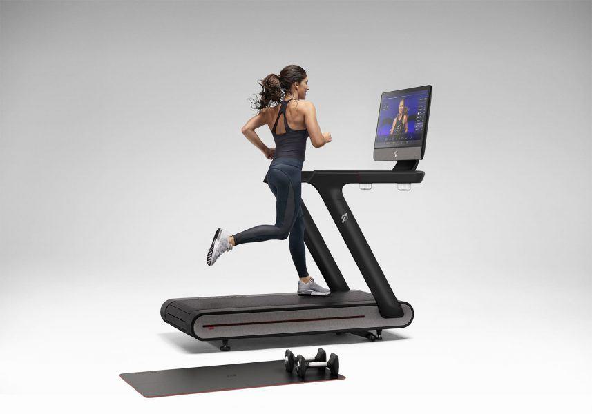 peloton treadmill hot fitness products 2019