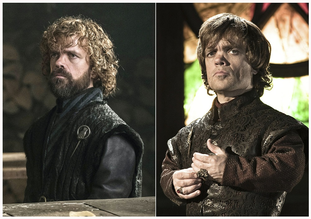 peter dinklage as tyrion lannister in game of thrones before after 2019
