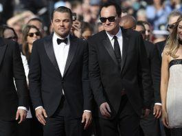 quentin tarantino mellow cannes return 2019 images
