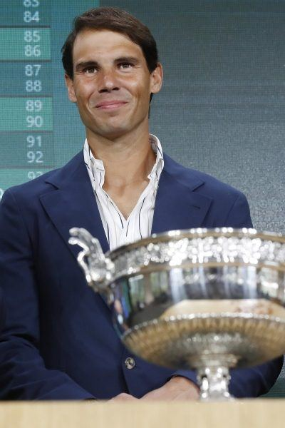rafael nadal ready to grab french open cup 2019