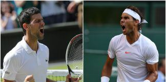 rafael nadal vs novak djokovic time 2019 images