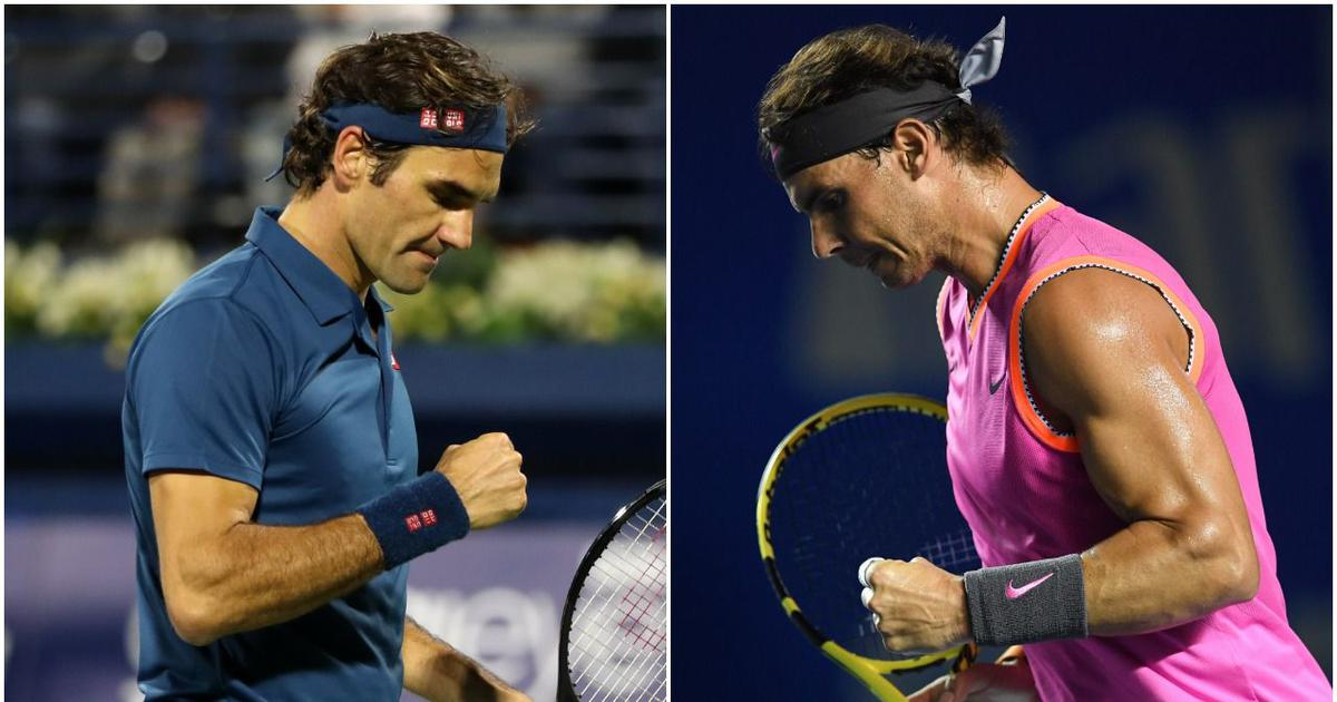 roger federer face off with rafael nadal at french open 2019