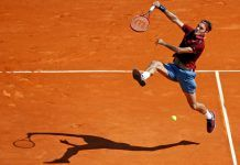 roger federer ready for more clay action kyrgios wins serena out 2019 images