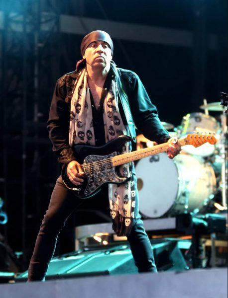 steven van zandt playing onstage