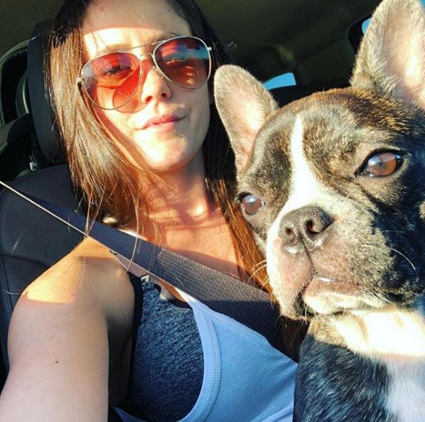 teen mom 2 jenelle evans dog before david eason killed it