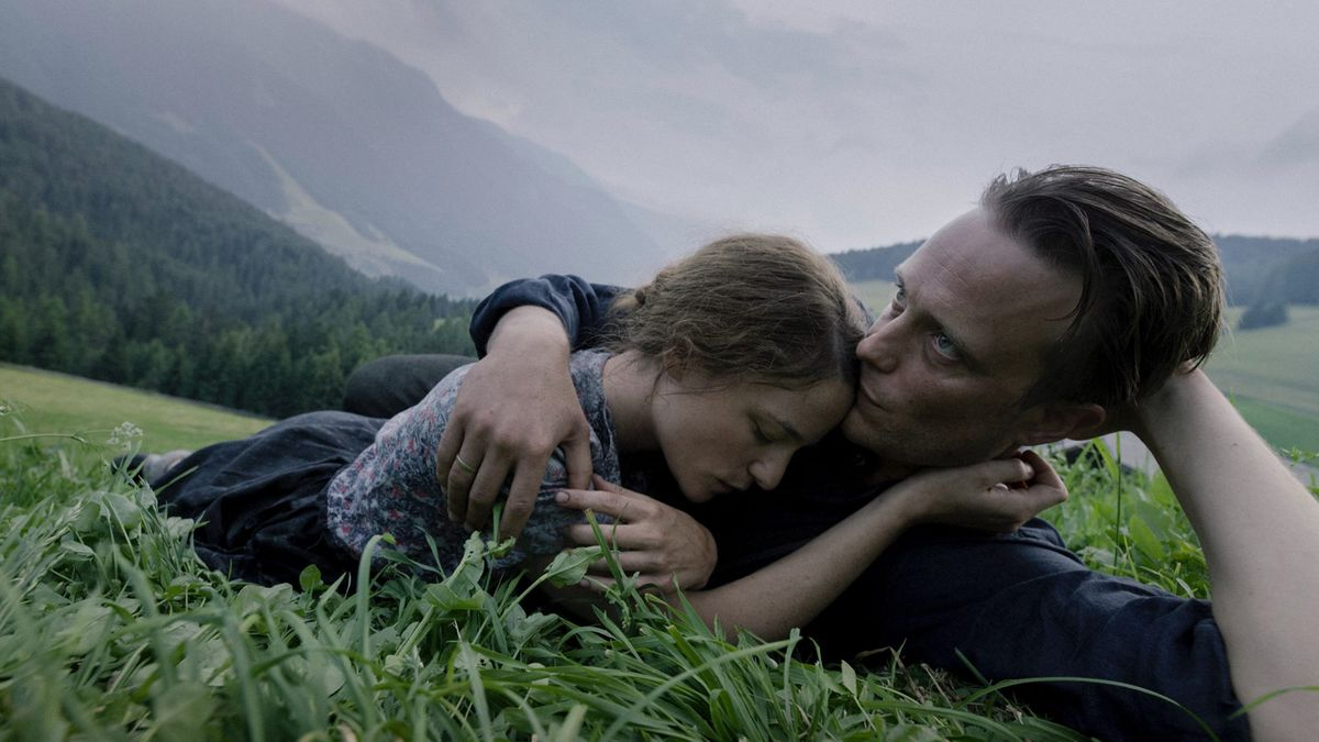 terrence malick a hidden life movie images