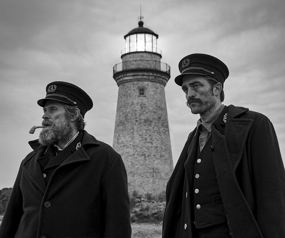 the lighthouse movie with willem dafoe robert pattinson cannes film festival