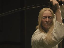 tilda swinton talks samurai at cannes while les miserables brings politics 2019