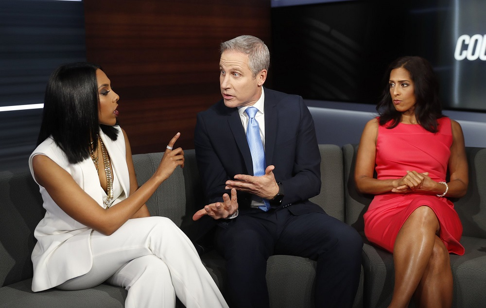 vinnie politan discuss court case with court tv yodit Tedwolde and Seema Iyer