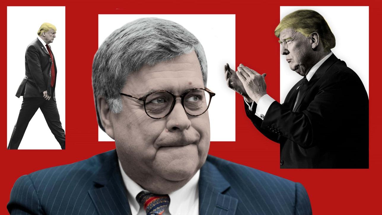 william barr has become donald trumps favorite patriot 2019 images