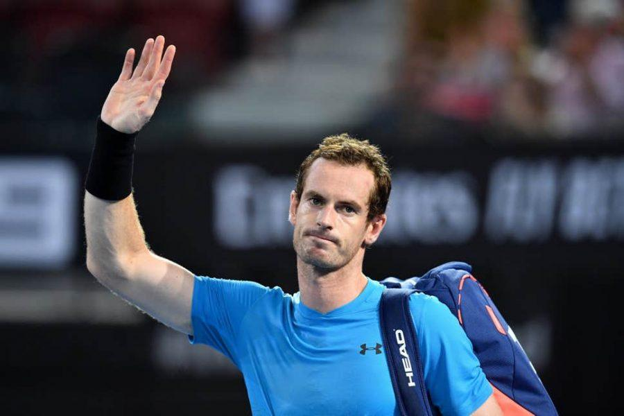andy murray back to tennis court from injuries
