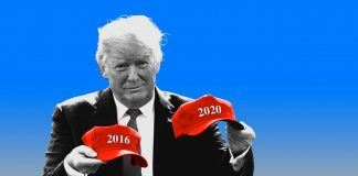 can donald trump campaign as 2020 outsider 2019 images
