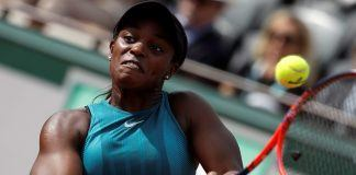 does sloane stephens have easier french open plus serena osaka effect 2019 images