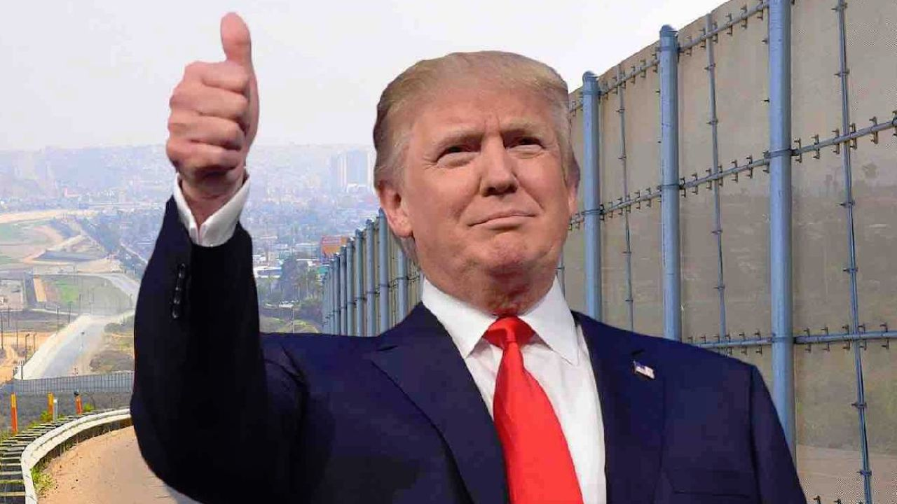 donald trump appointed judge sides with him on border wall 2019 images