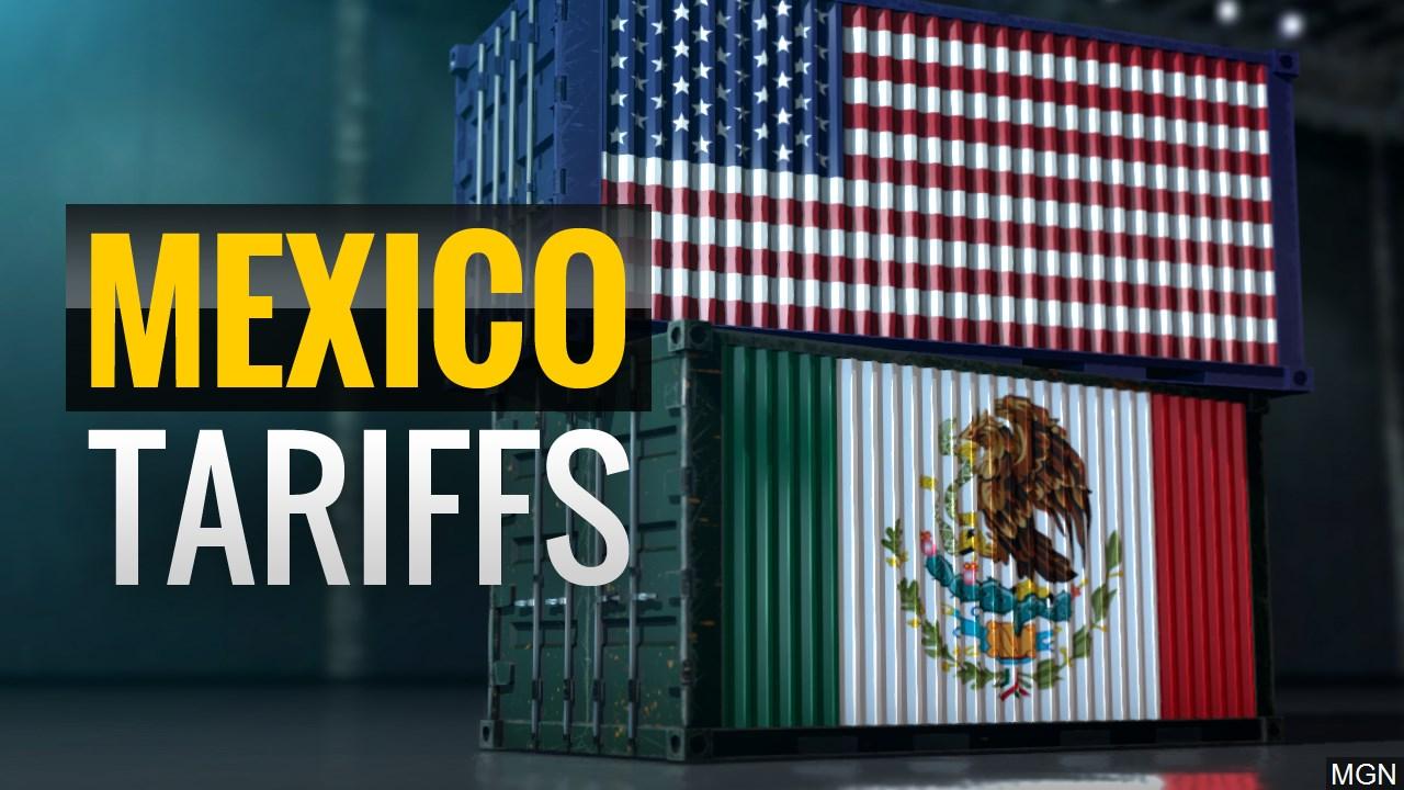 donald trump mexico tariffs deadline inspires talks 2019 images