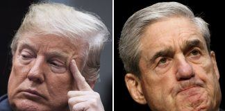 Donald Trump vs Robert Mueller Congressional testimony in July 2019