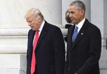 donald trump vs barack obama fact check 2019 images