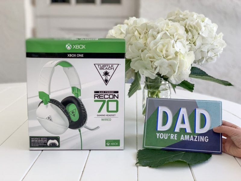 fathers day gift ideas turtle beach recon 70 gaming headset