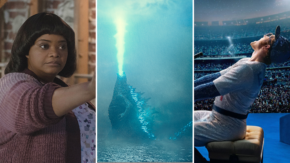 godzilla opens with rocketman and ma box office 2019 images