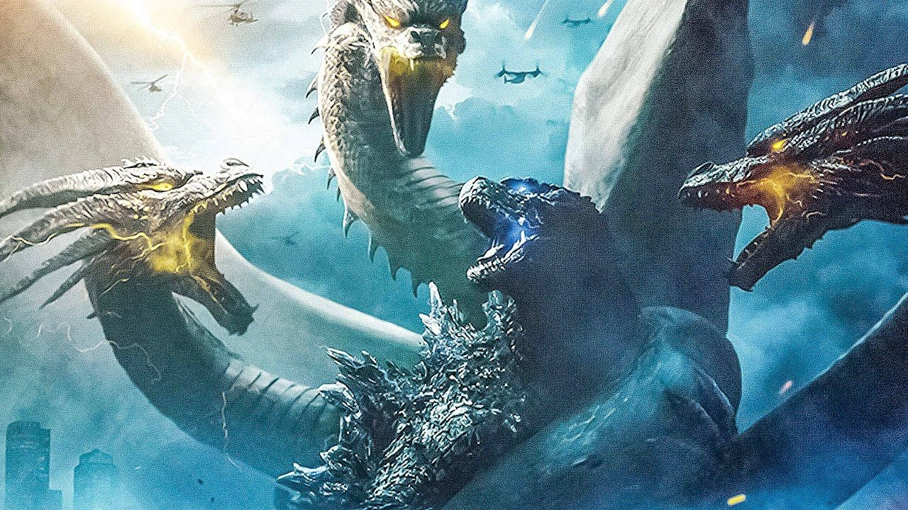 godzilla tops box office with aladdin rocketman ma 2019 images