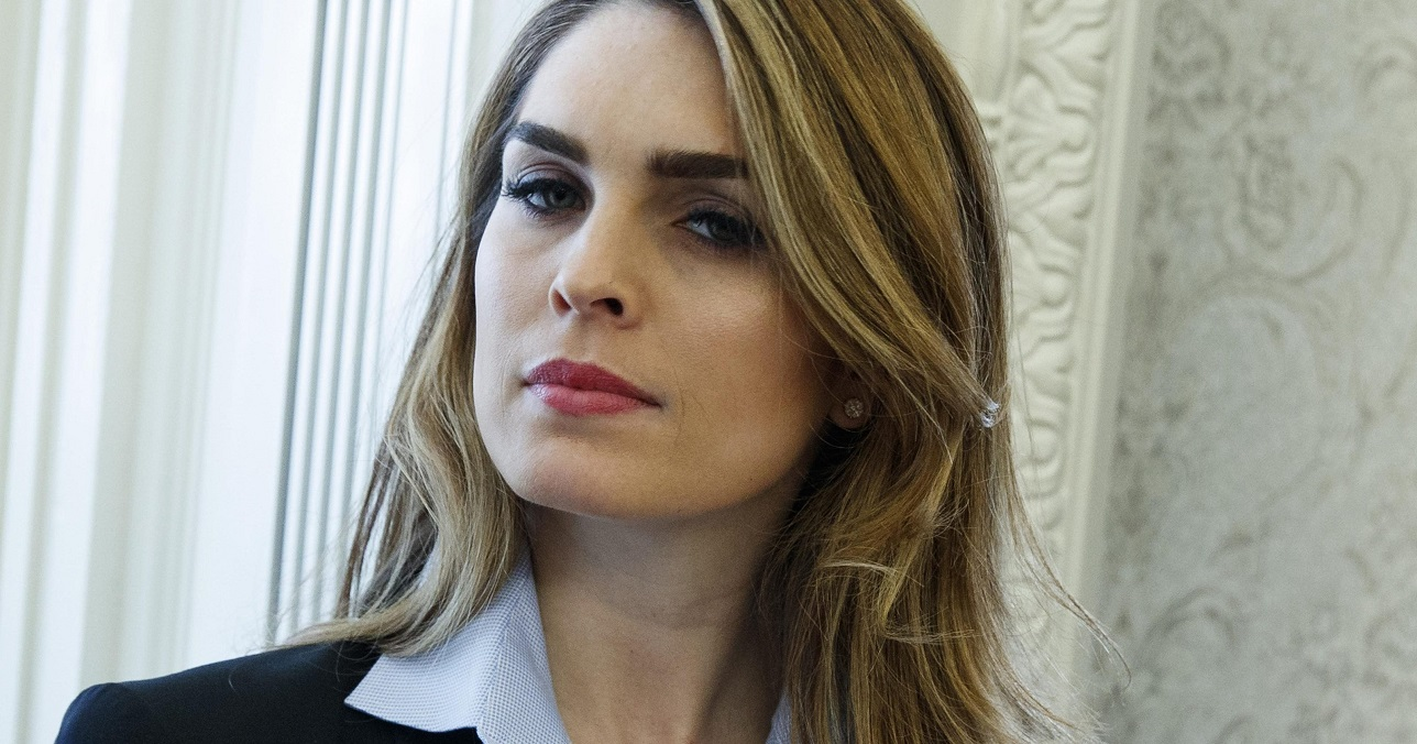 hope hicks ready for dems 2019 images