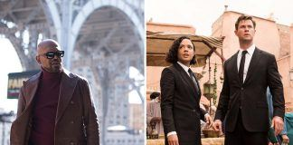 men in black international shaft box office soft while john wick 3 stays strong 2019 images