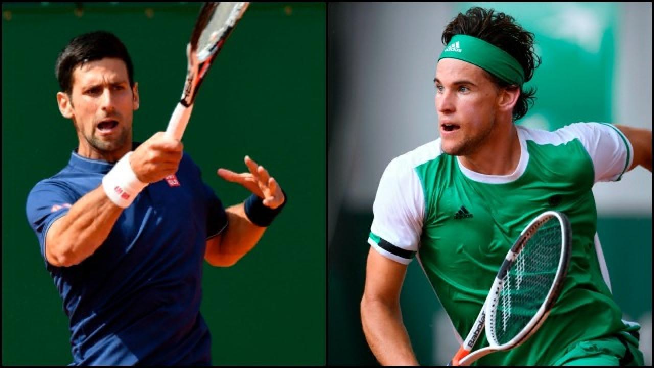 novak djokovic defeated by domnic thiem french open 2019