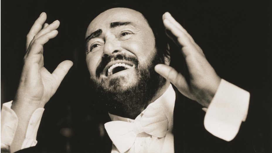 pavarotti documentary interview mttg ron howard