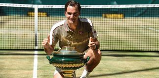 roger federer takes 10 halle title kyrgios rigging charge plus del potro out 2019 images