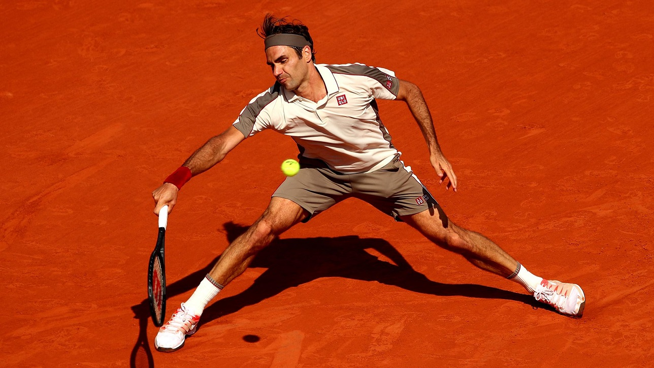 roger federer wins again at french open 2019 serena out