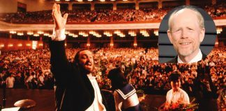 ron howard on pavarotti and becoming a documentarian 2019 images