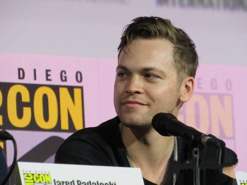 Alex Calvert talking final Supernatural season at Comic Con 2019