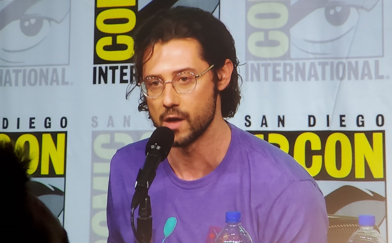 Magicians Hale Appleman talking Quintin death comic con 2019